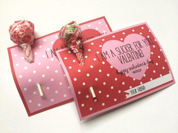 valentines day lollipop card – craftbnb, Ideas