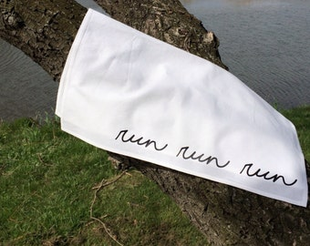 Gym Towel Workout Towel Hand Towel Running Towel Run Runners Towel Personal Towel