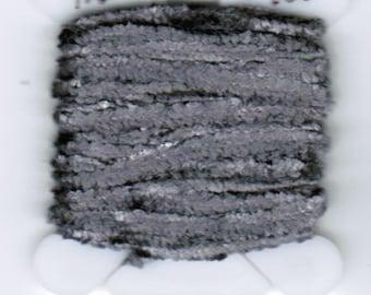 100% Silk Chenille - 4mm medium Xenops