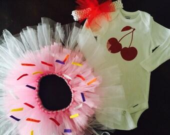 Cupcake Tutu Costume Halloween Costume Dress up