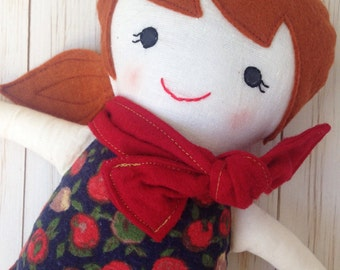 "Handmade 15"" soft cloth Sidekick doll"