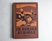 Blank Notebook - Im Herzen Europas - 200 Pages