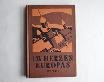 Blank Notebook - Im Herzen Europas - 200 Pages