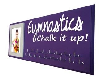 Gymnastics medal holder, Gymnastics gifts, gymnast gift, gifts for gymnast, Gymnastics birthday, Gymnastics medal, Gymnastics medals