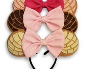 Sale today only Conchitas minnie ears (customise your own)