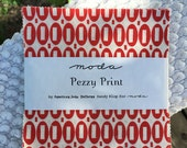 Pezzy Print Charm Pack by American Jane for Moda