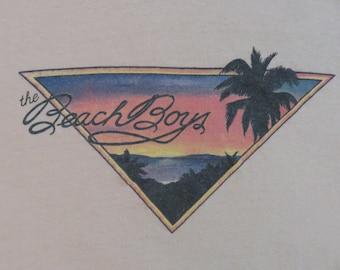 Original BEACH BOYS vintage 70s T SHIRT