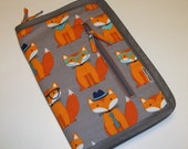 XL Travel/Project case in Foxy