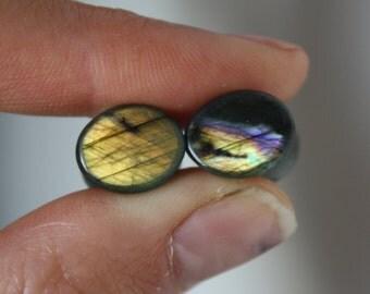 9mm Oval Spectrolite Plugs
