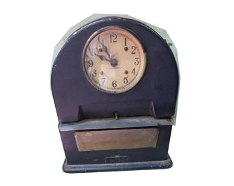 Simplex Time Clock - As-IS
