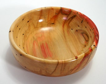Bowl, box elder