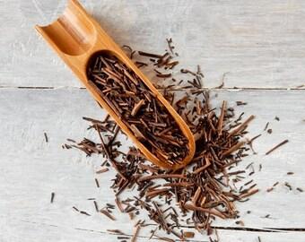 Organic Kukicha Twig Green Tea • 3.5 oz. Tin • Japanese Roasted Twig Loose Leaf Tea