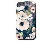 UNE FEMME floral iPhone 6/6S, iPhone 6/6S PLUS, iPhone 5/5s case, Samsung Galaxy S6
