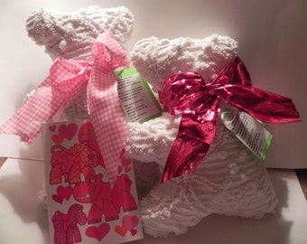 Set of 2 Prayer Bears with a poem.....