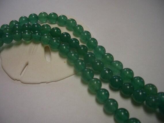 Aventurine green 6mm, round, full strand, gemstone beads, natural gemstone, round, dark green, 6mm beads, natural Aventurine, 6mm beads