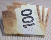 One Hundred Dollar Mini Note Card - 8 gift cards