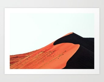 Undulating Slowly Photography Print