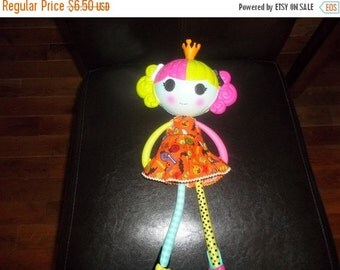 Halloween dress for long Lalaloopsy Doll