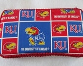 KU Kansas wipes case