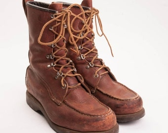 30% OFF 1950s Work Boot 7D  by  Mason Brand