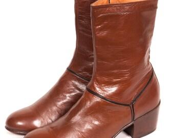 Paul Chardo BEATLE BOOTS Men's Size 8