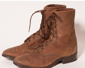 30% OFF Brown Lacer Boots Men's Size 11 D