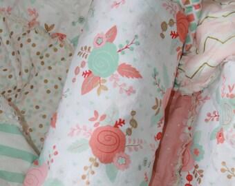 Crib Sheet Add On Baby Girl Crib Bedding