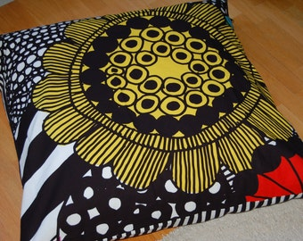 Marimekko Siirtolapuutarha Dog Bed, large, custom sizes available, Finland