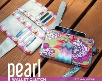 Pearl Wallet Clutch Swoon Pattern