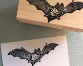 A good Bat   Rubber Stamp 4318