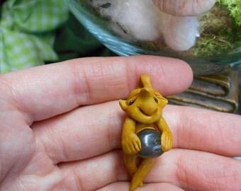 Troll Gnome Dwarf Elf Bead
