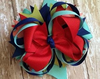 M2MMade to Match Caroline Kate So Tweet girls boutique hair bow