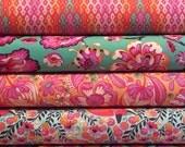 Chipper - Sorbet Colorway by Tula Pink - 6 cut bundle - You Pick Size