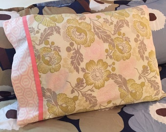 Handmade Pillowcase in Amy Butler print