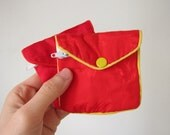 2 Chinese jewellery pouches
