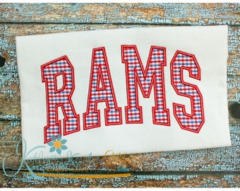 Rams Arched