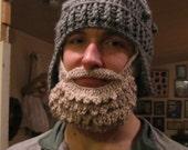 Helmet Beard Hat, you choose colors