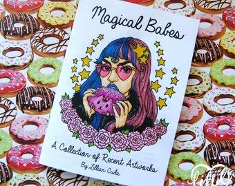 Magical Babes Art Zine