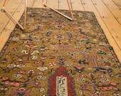 RESERVED 2.5x6.5 Antique Karabagh Rug Runner