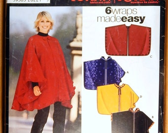 Pattern Coat Simplicity Womens Must Have 0623