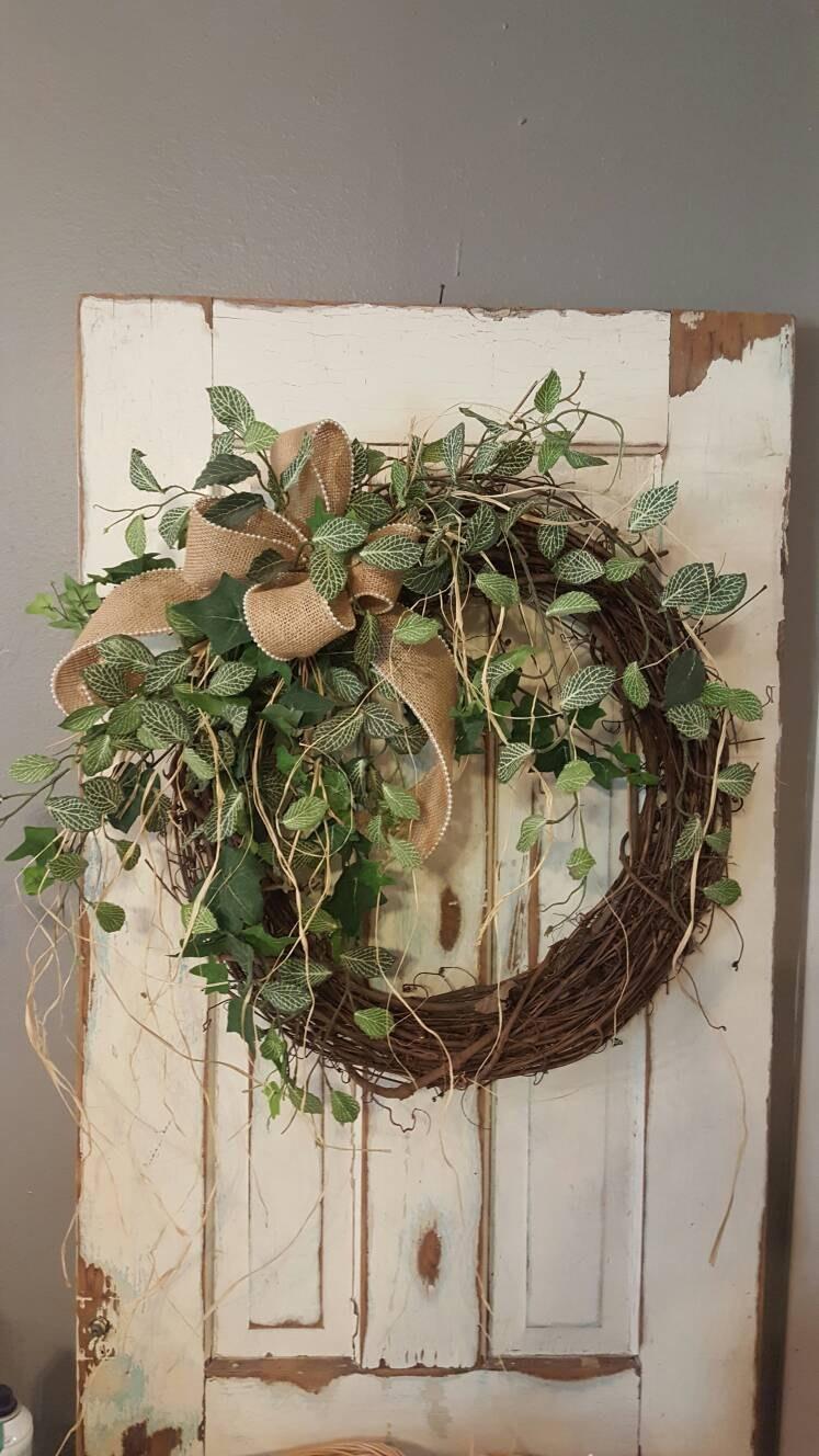 Best Seller Front Door Wreath Greenery Wreath By