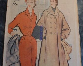 french fashion magazine 16 nov 1952