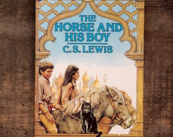 Narnia book The Horse and his Boy by C. S. Lewis