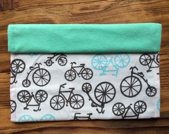 Bike baby shoulder cloth