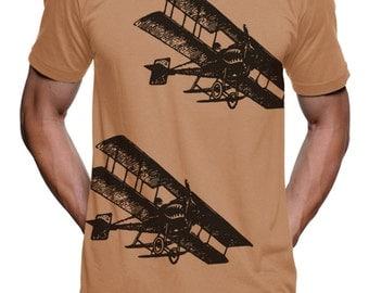 War Planes T Shirt - American Apparel Tshirt