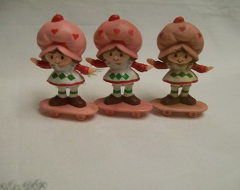Strawberry Shortcake Miniatures Your Choice 5 Different
