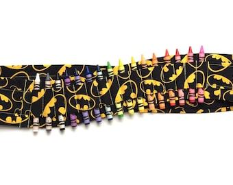Batman Crayon Ammo Belt