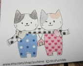 10 envelope / little love