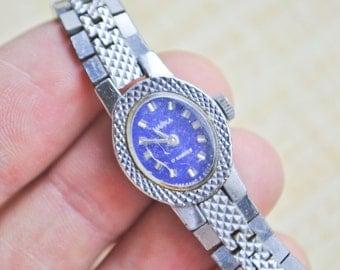 "Working watch. Vintage Soviet Russian wrist watch ""Chaika""."