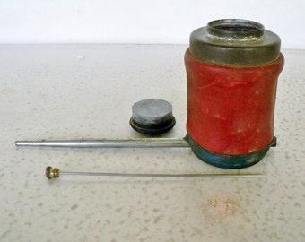 Fumigator Pesticide Duster Rubber Pump Powder Sprayer Vintage Garden Pest